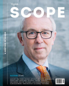 Eelco Blok in Management Scope